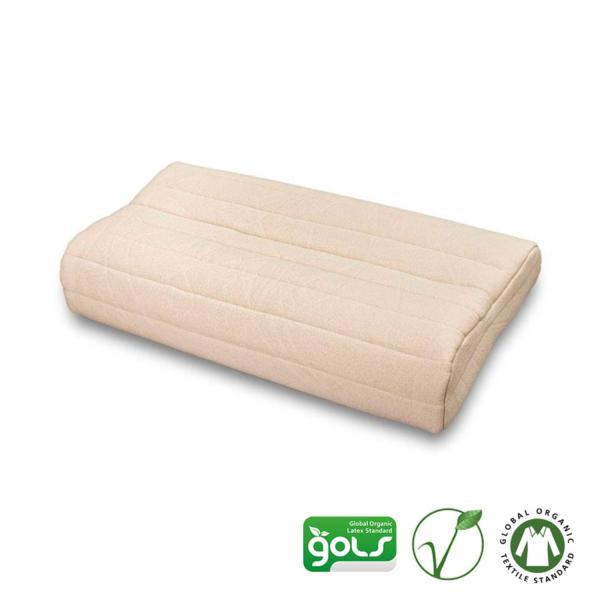 Almohada ortopédica Ergo Forma de látex natural
