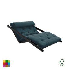 Sillón cama Figo negro
