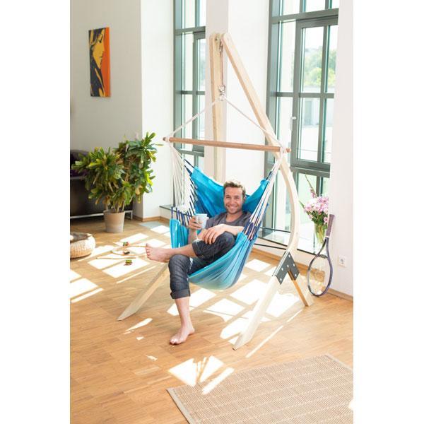 Soporte de madera vela para silla hamaca colgante - Silla hamaca colgante ...
