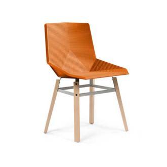 La silla Green Colors es un diseño de Mariscal y un proyecto que nace con el compromiso de mejorar la calidad de vida y la preservación del Planeta.