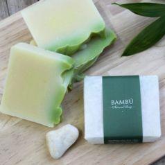 Jabón de bambú