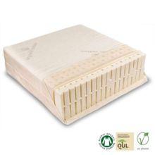 El Varia Solo es un colchón de látex natural comfort combinado con materiales 100% ecológicos