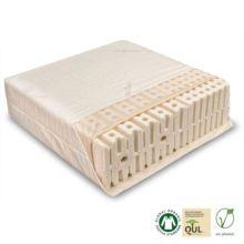 El colchón de látex ecológico Varia Solo Comfort Z