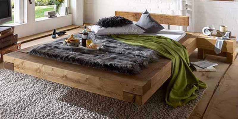 En nuestra tienda disponemos de camas de madera maciza de diversos estilos y diseños, fabricadas con maderas de distintas clases.