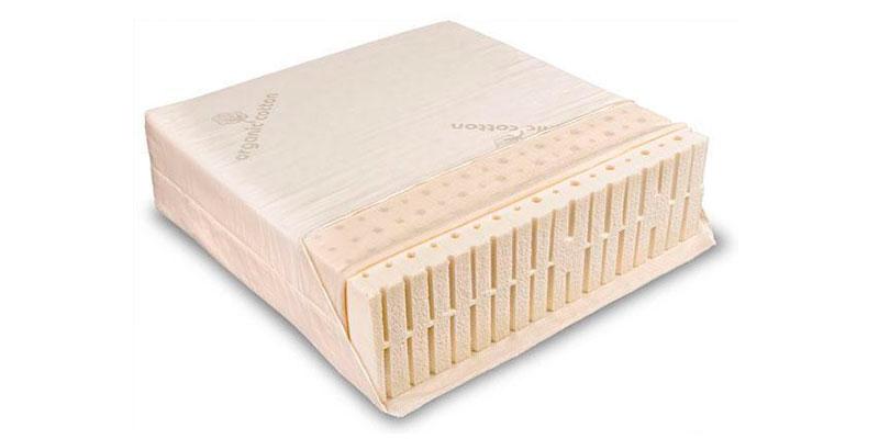 colchon de latex natural varia solo comfort z