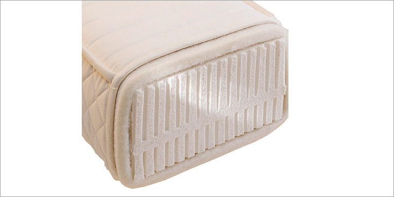 colchon de latex natural samar comfort plus