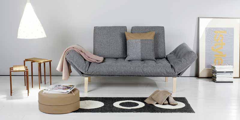 Sofás cama de estilo nórdico Innovation Living