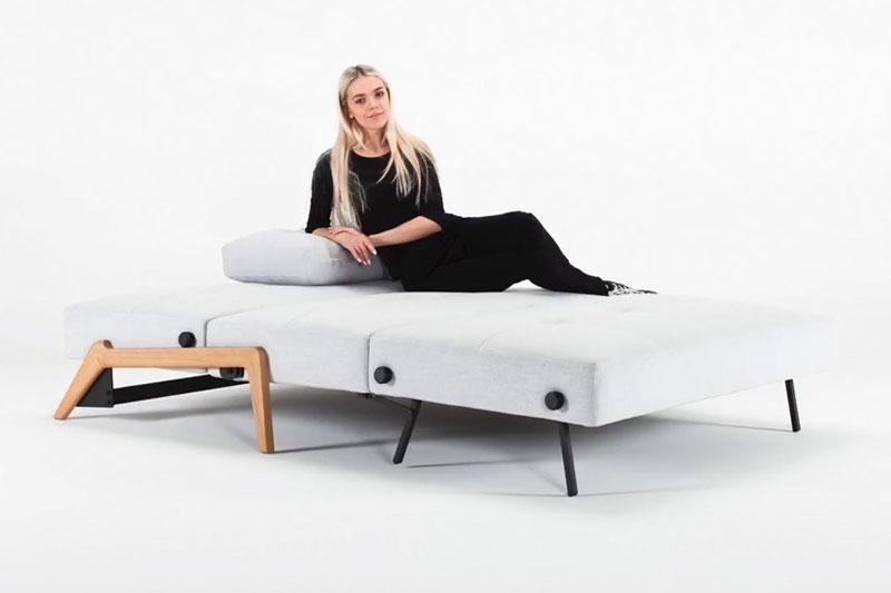 Sofás cama nórdicos - Decoración minimalista