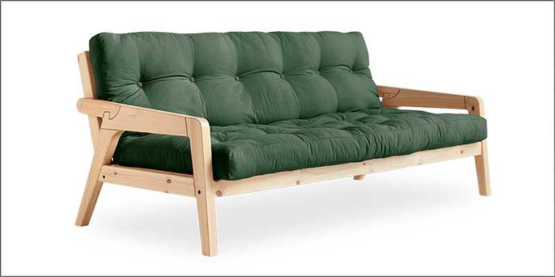 Sofá cama de madera Grab