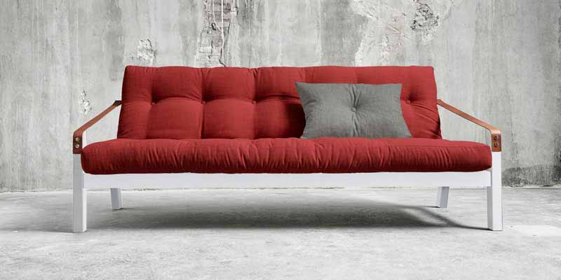 Sof cama poetry de karup minimalismo n rdico for Busco sofa cama