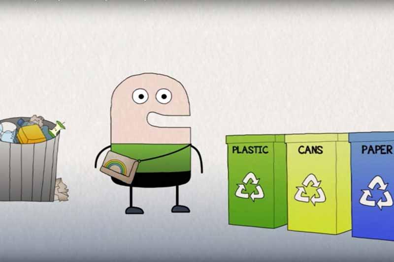 Qué pasa con el plástico que tiramos