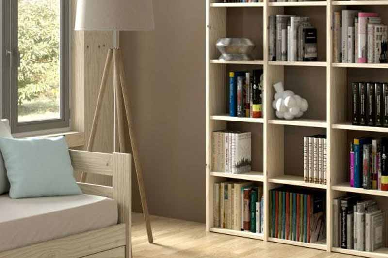 Decoración ecológica para el salón y el dormitorio