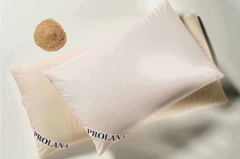 Almohadas de lana, de látex y algodón ecológico - Precios y consejos