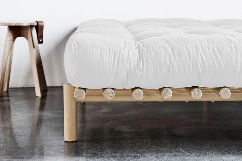 Descubre nuestra oferta en camas de madera sostenible, sin metales, de estilo japonés y rústico