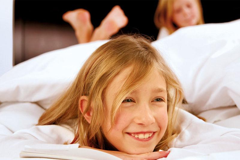 Te ofrecemos el mejor descanso para tus hijos en su primera etapa del crecimiento