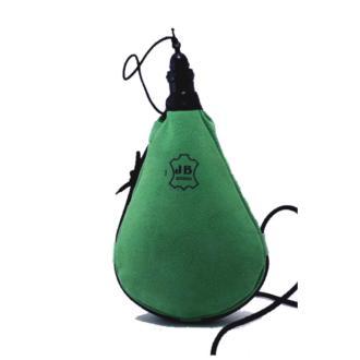 La Bota de Vino Látex verde se puede usar sin problemas con bebidas azucaradas y carbonatadas, así puede ser usada con refrescos por los niños y mayores.