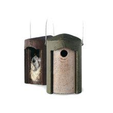 Caja nido universal para carboneros y herrerillos