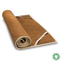 El tejido, al tener un acabado de estructura abierta, absorbe gran cantidad de sudación en poco tiempo (semejante a una toalla) y retiene el calor sin que notemos la humedad. El tejido es tan suave que al tumbarse sobre él relaja cuerpo y mente.