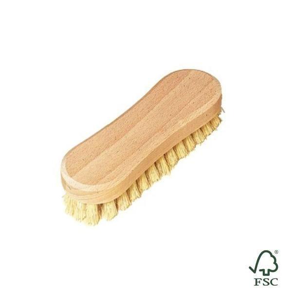 Cepillo de madera multiusos perfecto para limpiar, fregar o frotar.