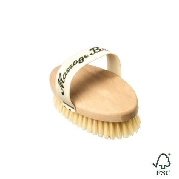 Cepillo para masaje de la marca alemana Redecker