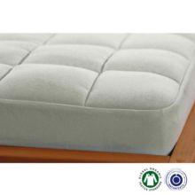 Topper ajustable de lana Cesena thick