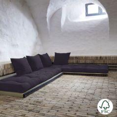 El Sofá Cama Chico es un estupendo sofá al más puro estilo japonés.