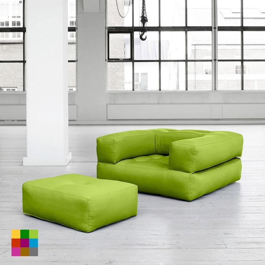 Sofás y sillones, muebles ecológicos
