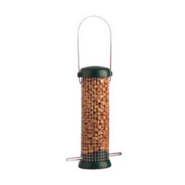Comedero pequeño de jardín para aves silvestres