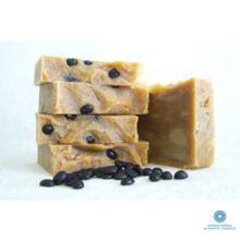 El Jabón natural Coffe Breack tiene buenas propiedades desodorantes y la manteca de karité aporta una suavidad extraordinaria