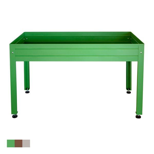 Mesa de cultivo Cultivo en casa color verde