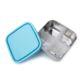 Esta fiambrera te servirá tanto para llevarte la comida fuera de casa como para conservarla dentro del frigorífico. Libre de BPA, ftalatos y plomo. La alternativa más sana a los contenedores de plástico. - Ítem1