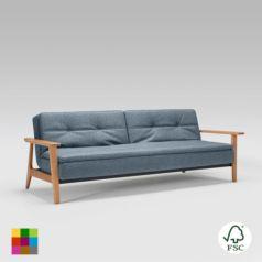 Sofá cama Dublexo Frej