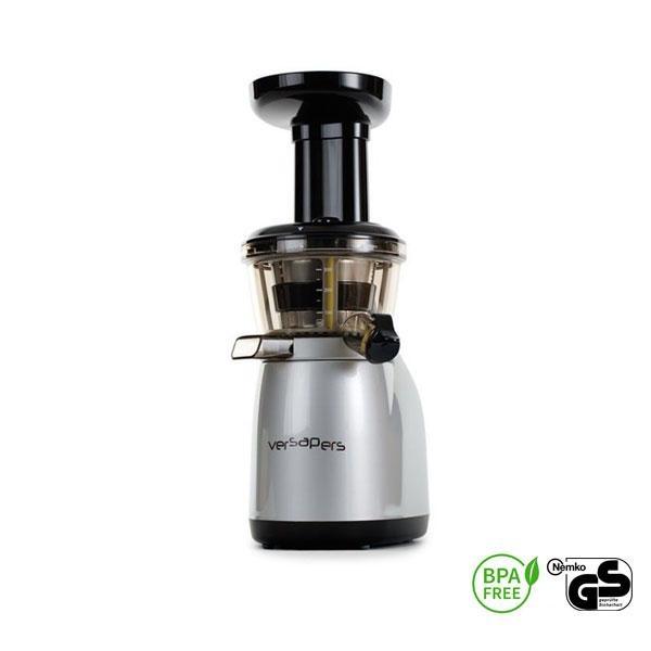 Versapers 3G es un excelente extractor de prensado en frío conocido también como slow juicer