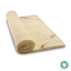 Al tener un acabado de estructura abierta del tejido, permite absorber gran cantidad de sudación de forma rápida (semejante a una toalla) y retiene el calor sin que notemos la humedad. Es extremadamente suave y agradable al tacto.