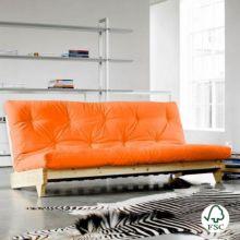 Sofá cama Fresh naranja
