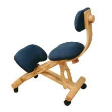 La silla ergonómica de Fustaforma es mucho más que una silla de ordenador con apoyo para las rodillas.