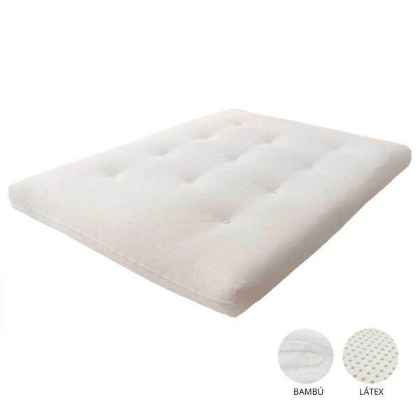 futon de bambu