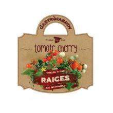 Vuelta a las Raíces: Kit de siembra Tomate Cherry