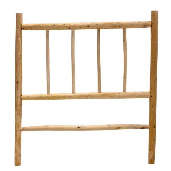 Cabecero de madera Gatteo