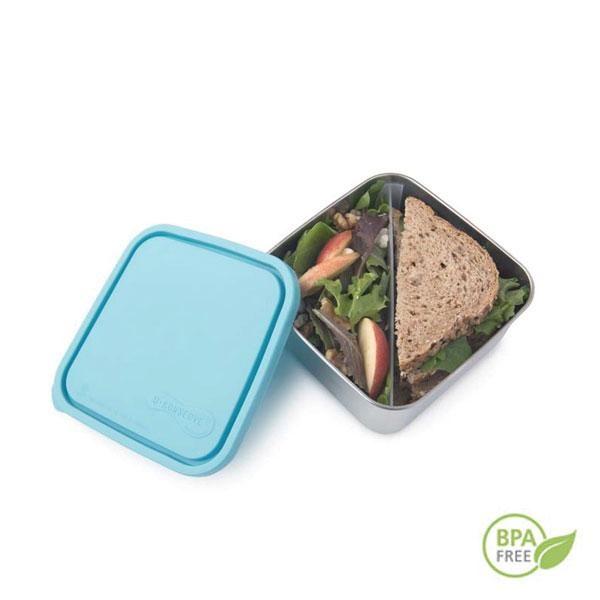 La Fiambrera ecológica grande te servirá tanto para llevarte la comida fuera de casa como para conservarla dentro del frigorífico. Libre de BPA, ftalatos y plomo.