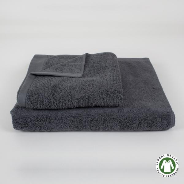 Toalla Acqua gris