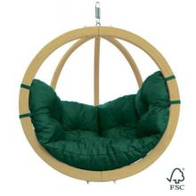 La Silla-Hamaca Globo Verde Impermeable