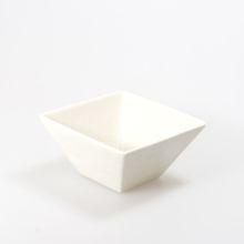 Incensario Yukari de porcelana blanca