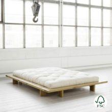 La cama Jaka está fabricada con madera maciza obtenida de bosques de tala sostenible - Ítem