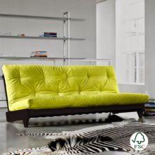 Sofá cama Fresh verde pistacho