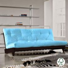 Sofá cama Fresh azul celeste