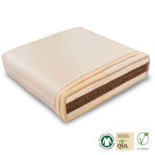Colchón infantil Coco-Kid de látex natural y fibra de coco