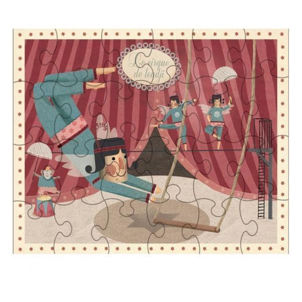 Las Equilibristas del Circo Puzzle