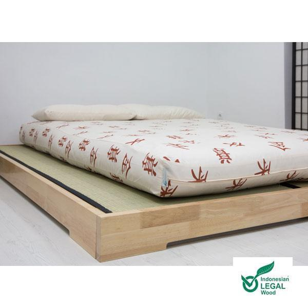 Base para tatamis Macao compuesto de paja de arroz prensada