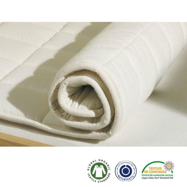 Mira es un topper 100% ecológico que está fabricado libre de sustancias nocivas.